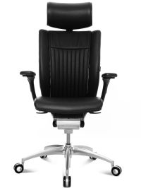 Bürohstuhl Titan Limited S schwarz