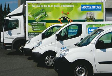 Ludwig Office Flotte