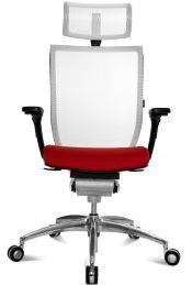 Bürostuhl Titan 10 rot
