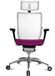 Bürostuhl Titan 10 violette